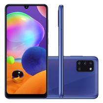 Smartphone Samsung Galaxy A31 128GB 4GB RAM Tela 6,4  Azul -