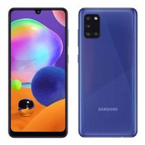 Smartphone Samsung Galaxy A31 128GB Azul Tela Infinita 6.4 -