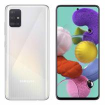 Smartphone Samsung Galaxy A31 128GB Branco Tela Infinita 6.4 -