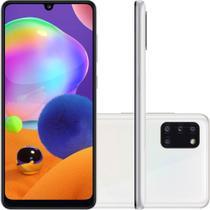 Smartphone Samsung Galaxy A31 Tela 6.4 128GB Dual Chip 4GB RAM Android 10 -