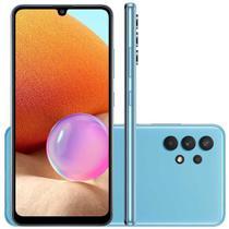 """Smartphone Samsung Galaxy A32 128GB 4GB RAM 6,4"""" - Azul -"""