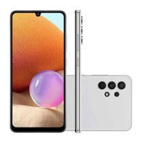 Smartphone SAMSUNG Galaxy A32  Câmera Quadrupla Traseira de 64MP+8MP+5MP+2MP 128GB de Memória Intern -