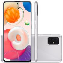 Smartphone Samsung Galaxy A51 128GB Android Tela Infinita 6.5 Octa Core Dual Chip -