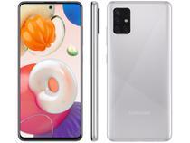 Smartphone Samsung Galaxy A51 128GB Cinza 4G Octa - Core 4GB RAM 6,5