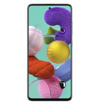Smartphone Samsung Galaxy A51 128GB Tela Infinita 6.5 Câmera Traseira Quádrupla Leitor Digital na Tela Android Processador Octa-Core -