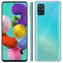 Smartphone Samsung Galaxy A51 Android 6,5 Polegadas 128GB 4GB RAM Octa Core 4G DualChip -