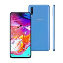 """Smartphone Samsung Galaxy A70 128GB 6.7"""" Dual Chip 4G Azul -"""