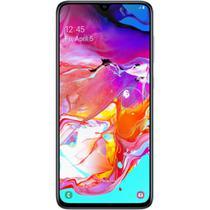 "Smartphone Samsung Galaxy A70 128GB Dual Chip Tela 6.7"" Octa-Core 4G Câmera Tripla 32MP + 5MP + 8MP -"