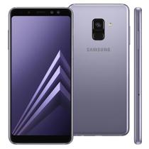 """Smartphone Samsung Galaxy A8, 64GB, 5.6"""", Android 7.1, 16MP - Ametista -"""