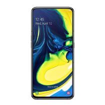 "Smartphone Samsung Galaxy A80 128GB Lte Dual Sim 6.7"" - Preto -"