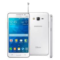 Smartphone Samsung Galaxy Gran Prime Duos 3G 8GB Tela 5 Android 5.1 Processador Quad-Core Dual Chip -