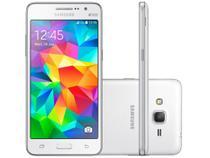 "Smartphone Samsung Galaxy Gran Prime Duos - Dual Chip 3G Android 5.1 Câm. 8MP Tela 5"" 8GB"