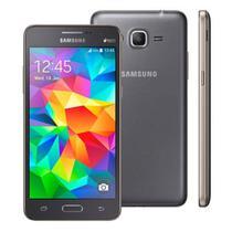Smartphone Samsung Galaxy Gran Prime Duos G531H 8GB Tela 5 Android 5.1 Câmera 8MP Dual Chip -