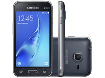 Smartphone Samsung Galaxy J1 Mini 8GB Preto - Dual Chip 3G Câm. 5MP Tela 4.0 Proc. Quad Core