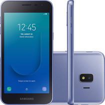 "Smartphone Samsung Galaxy J2 Core 16gb Dual Chip Tela 5"" Quad-core 1.4ghz Prata -"