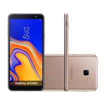 "Smartphone Samsung Galaxy J4 Core 16GB Dual 6"" 8MP - Cobre -"