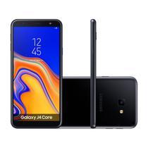 """Smartphone Samsung Galaxy J4 Core 16GB Dual 6"""" 8MP - Preto -"""