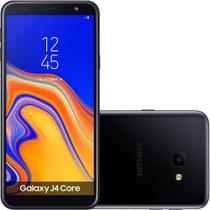 Smartphone Samsung Galaxy J4 Core, 16GB, Dual Chip, 8MP, 16GB, 4G - Preto -