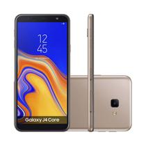 Smartphone Samsung Galaxy J4 Core 16GB Nano Chip Android Tela 6 Polegadas Quad-Core 4G Câmera 8MP
