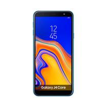 Smartphone Samsung Galaxy J4 Core 16GB Nano Chip Android Tela 6 Quad-Core 1.4GHz 4G Câmera 8MP