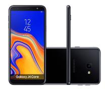 "Smartphone Samsung Galaxy J4 Core Cobre 16GB, Tela Infinita de 6"", Android Go 8.1, Dual chip, Câmera Frontal de 5MP com flash, Câmera Traseira 8MP -"