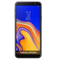 Smartphone Samsung Galaxy J4 Core Tela infinita de 6 Câmera Frontal de 5MP Android Go 8.1- Preto -