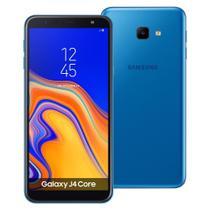 Smartphone Samsung Galaxy J4 Core Tela infinita de 6 Câmera Traseira 8MP 16GB - Azul -