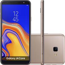 Smartphone Samsung Galaxy J4 Core Tela infinita de 6 Câmera Traseira 8MP 16GB Dual Chip - Cobre -