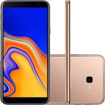 Smartphone Samsung Galaxy J4+, Dual Chip, 32GB, Android 8.1, 13MP, 4G - Cobre