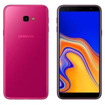 "Smartphone Samsung Galaxy J4+, Dual Chip, 6"", 4G, Android 8.1, 13MP, 32GB - Rosa -"