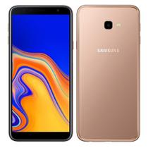 "Smartphone Samsung Galaxy J4 Plus, Dual Chip, 6"", 4G, WiFi, Android 8.1, 13MP, 32GB - Cobre -"
