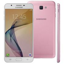 "Smartphone Samsung Galaxy J5 Prime, 32GB, 5"", Leitor Digital, 4G - Rosa -"