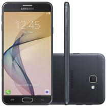 "Smartphone Samsung Galaxy J5 Prime 32GB Dual Chip 4G 5"" Câmera 13MP Selfie 5MP Android 6.0 Preto -"