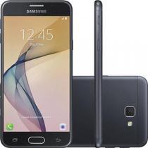 "Smartphone Samsung Galaxy J5 Prime Dual Chip Tela 5"" Quad-Core 32GB 4G Wi-Fi Câmera 13MP - Preto -"