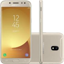 "Smartphone Samsung Galaxy J5 Pro Dual Chip Android 7.0 Tela 5,2"" Octa-Core 1.6 GHz 32GB 4G Câmera 13 -"
