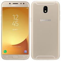 "Smartphone Samsung Galaxy J5 Pro, Dual Chip, Dourado, Tela 5.2"", 4G+WiFi+NFC, Android 7.0, 13MP, 32GB -"