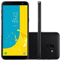 Smartphone Samsung Galaxy J6 Dual Chip Android 8.0 Tela 5.6 32GB 4G SM-J600GZPCZTO -