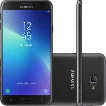 Smartphone Samsung Galaxy J7 Prime 2 Preto 32GB Dual Chip com TV Digital HD Tela 5.5