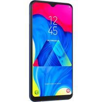 Smartphone Samsung Galaxy M10 32GB Dual Chip Android 9.0 Tela 6,2 Octa-Core 4G Câmera 13 5MP - Azul -