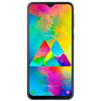 Smartphone samsung galaxy m20, 64gb, 4gb ram, tela 6.3, octa-core, camera 13mp+5mp