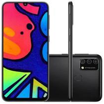 Smartphone Samsung Galaxy M21s Camera Tripla 64MP Preto 64GB 4GB RAM -