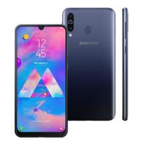 """Smartphone Samsung Galaxy M30 Lte Dual Sim 64GB 6.4""""- Azul -"""