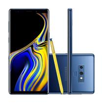 Smartphone Samsung Galaxy Note 9 128GB Nano Chip Android Tela 6.4 OctaCore 4G Câmera Dupla 12MP 6GB