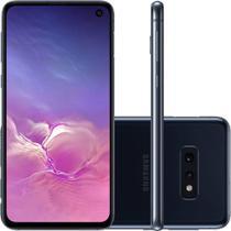 "Smartphone Samsung Galaxy S10e 128GB, 6GB, Octa 2.7GHz+1.9GHz, Android 9.0, PowerShare, Tela 5.8"", 12MP+16MP, 10MP Preto -"
