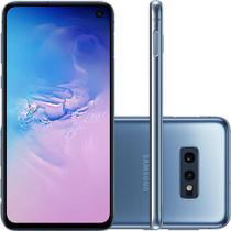 Smartphone Samsung Galaxy S10e 128GB Dual Chip, Tela 5,8 Pol., Octa-Core, Câmera 12MP + 16MP - Azul -