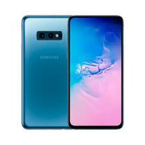 "Smartphone Samsung Galaxy S10e, Azul, G970F/1DL, 5,8"", 128GB, Dupla 12MP+16MP -"