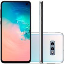 """Smartphone Samsung Galaxy S10e Branco 128GB Dual Chip Tela 5,8"""" OctaCore Câmera Traseira Dupla -"""