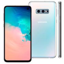 """Smartphone Samsung Galaxy S10e, Branco, G970F/1DL, 5,8"""", 128GB, Dupla 12MP+16MP -"""