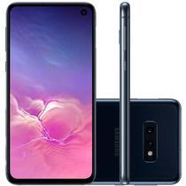 """Smartphone Samsung Galaxy S10e Preto 128GB Dual Chip Tela 5,8"""" OctaCore Câmera Traseira Dupla -"""