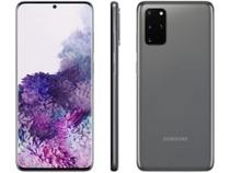"Smartphone Samsung Galaxy S20+ 128GB 4G Octa-Core - 8GB RAM Tela 6,7"" Câm. Quádrupla + Selfie 10MP -"